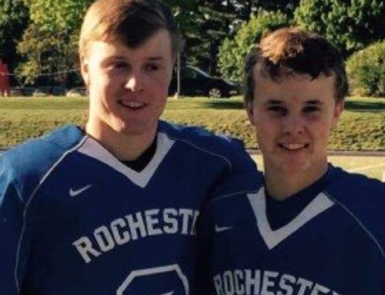 BRIEF: Junior Elijah Kusky talks about his passion for lacrosse