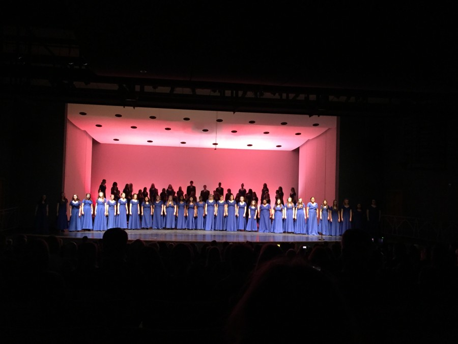BRIEF: RHS Choir Concert