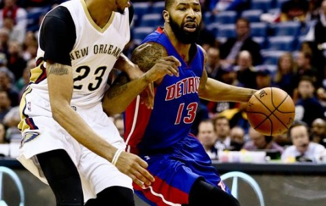 Pistons routed by Pelicans, 115-99