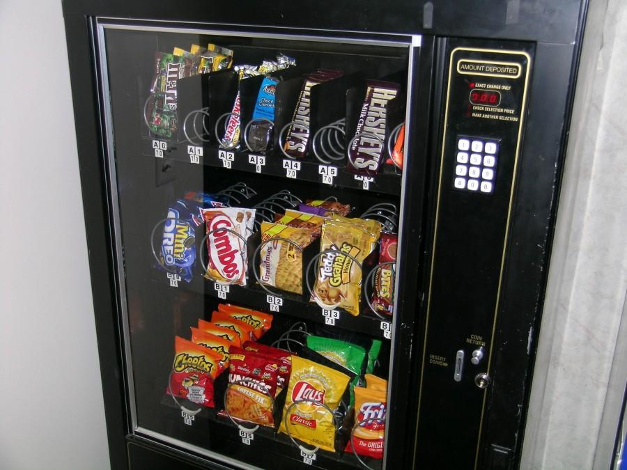 School vending options have negative effects on students health