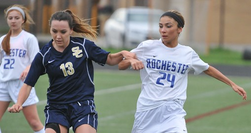 25AP16 Stoney Creek @ Rochester Girls Varsity Soccer