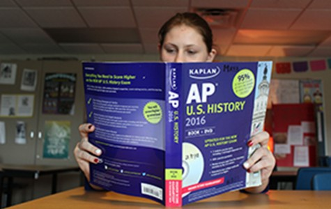 Students take final steps to prepare for AP exams