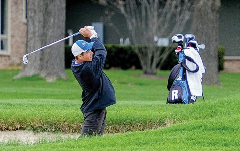 Golf team sets high goals for season