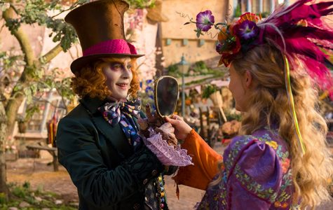 'Alice Through the Looking Glass' teaches valuable lessons