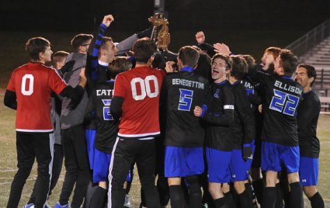 BRIEF: Men's soccer team becomes regional champions