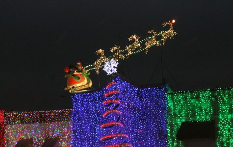 Downtown Rochester's Big, Bright Light Show