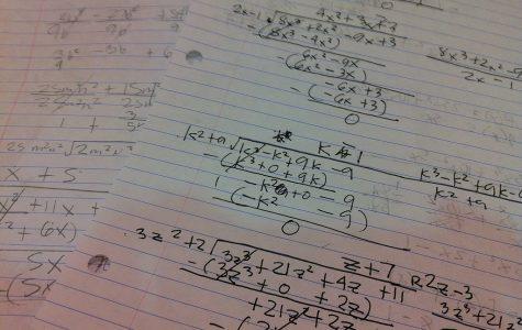 Homework at RHS