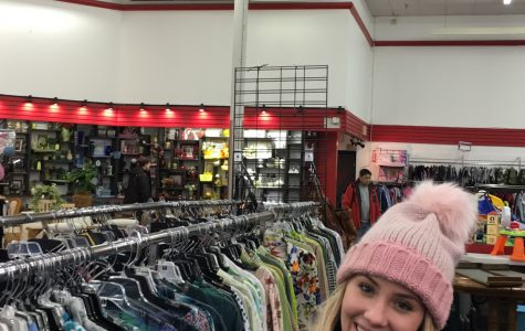 RHS students find unique clothing at Salvation Army