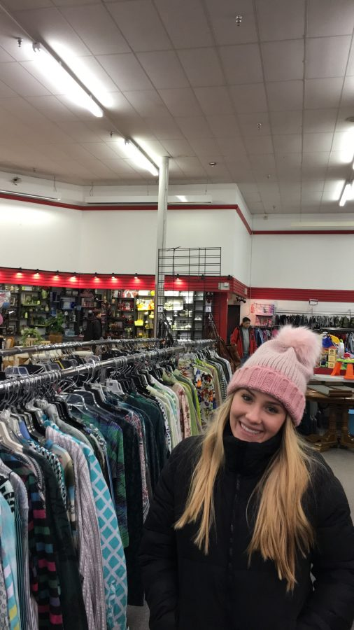 RHS+students+find+unique+clothing+at+Salvation+Army