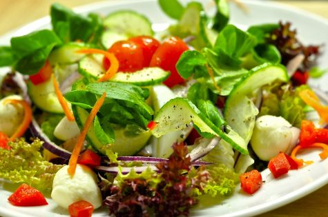 Meatless Diets Have Lasting Benefits