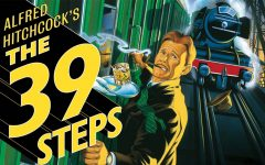 "BRIEF: RATS performs ""The 39 Steps"""