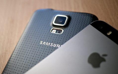 Apple or Samsung