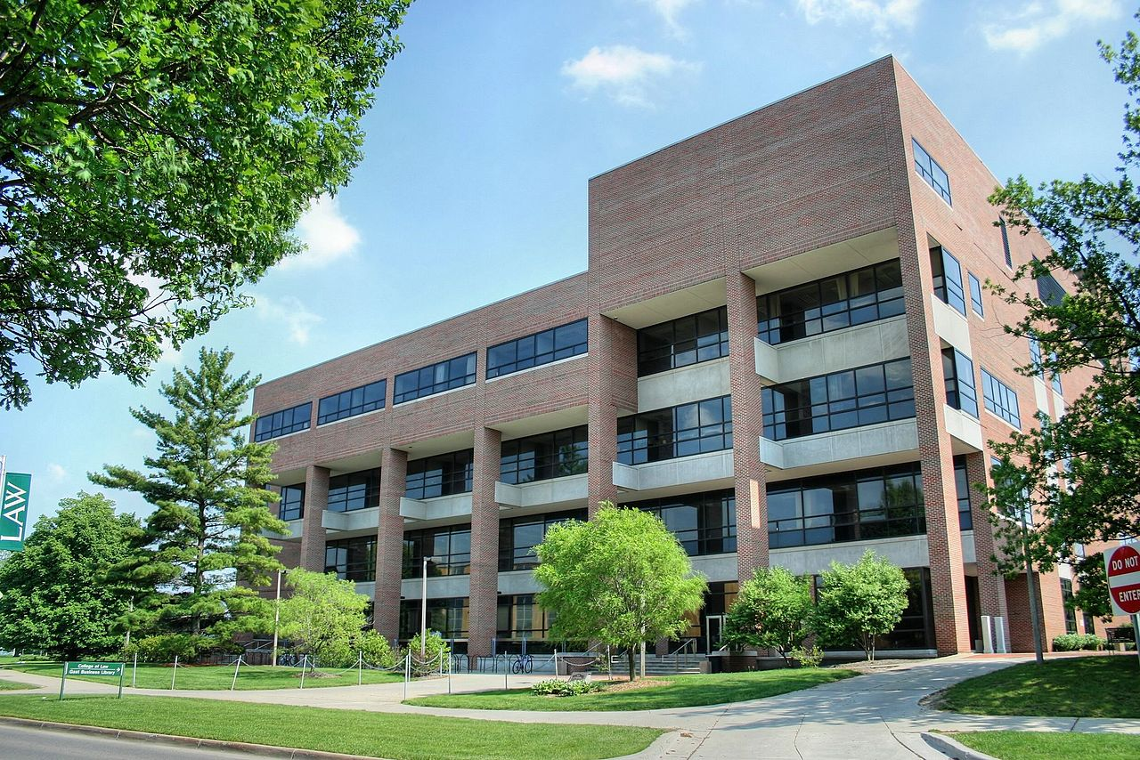MSU School of Law. Photo courtesy of Creative Commons