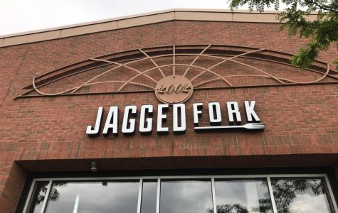 The Jagged Fork, located in The Village of Rochester Hills. Photo by Makenzie Shubnell.