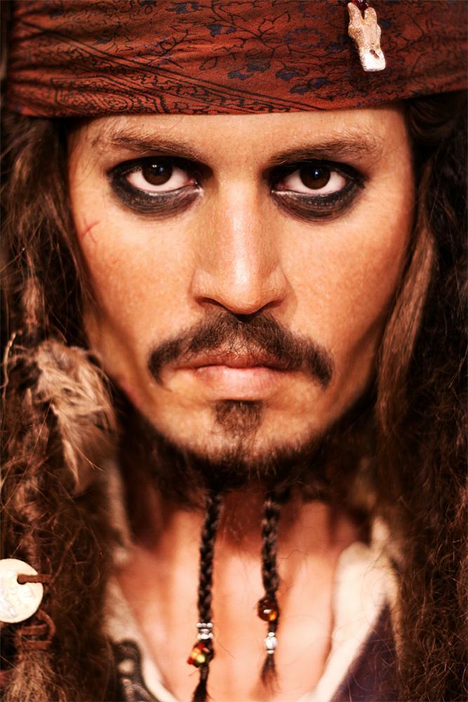 Johnny Depp returns as Captain Jack Sparrow. Photo courtesy of Creative Commons.