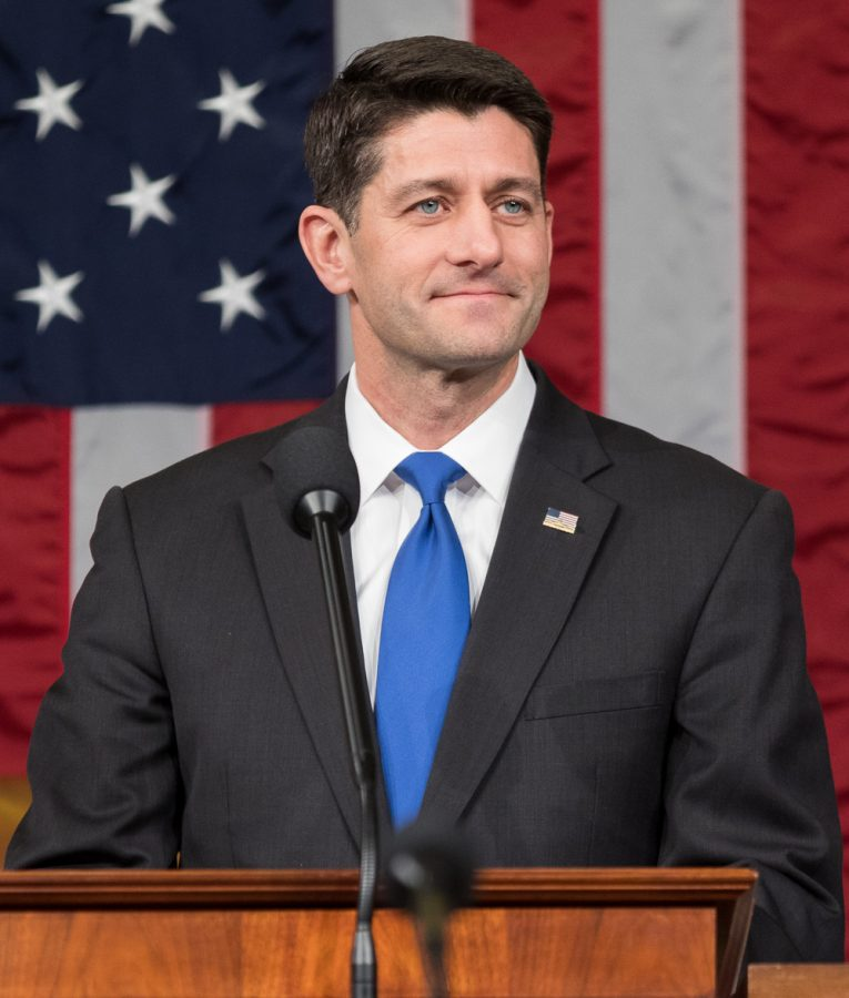 Paul Ryan, the man many consider to be the driving force behind tax reform. Courtesy of Creative Commons.