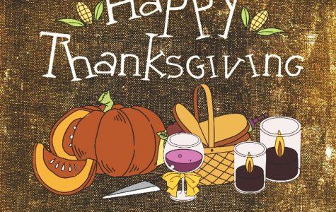 RHS Students celebrate Thanksgiving 2017