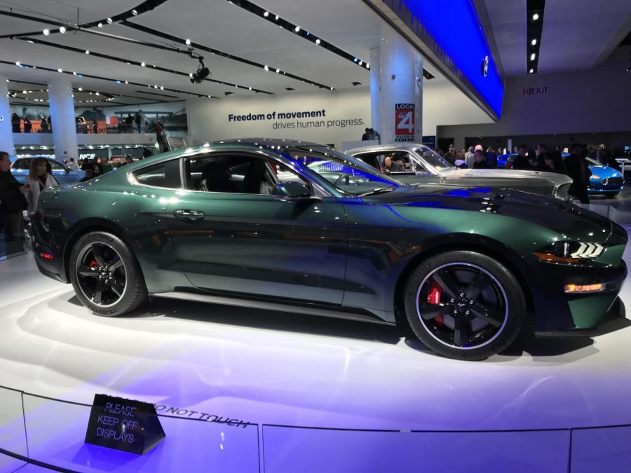 Highlights from the 2018 Detroit Auto Show
