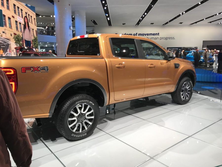 Ford Ranger makes its return.