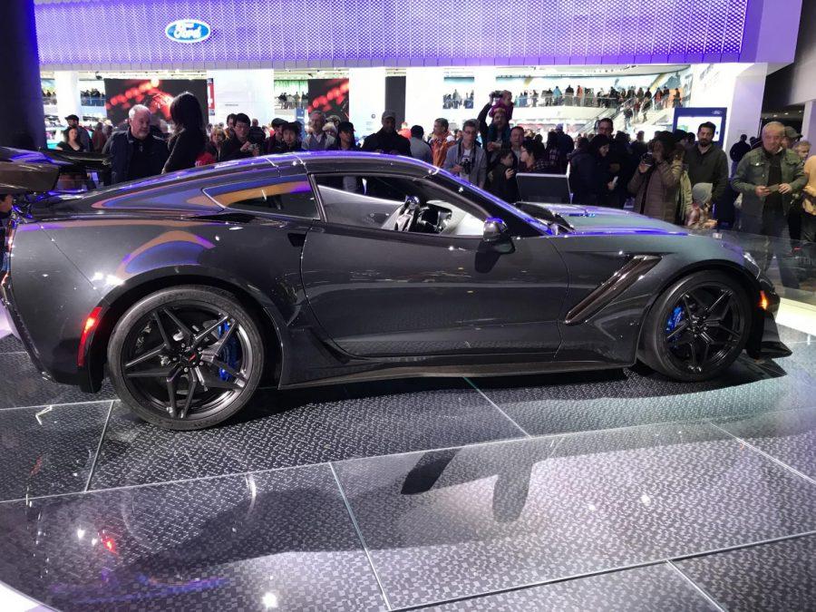 2019 Corvette ZR1.