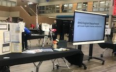 RHS welcomes next year's freshman class with 8th Grade Parent Night