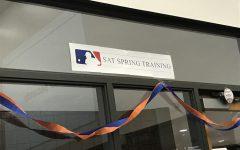 "RHS hosts SAT ""Spring Training"""