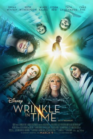 "Movie Review: ""A Wrinkle in Time"""