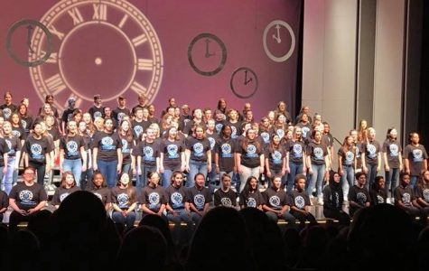 RHS choir performs its 30th annual Cabaret concert