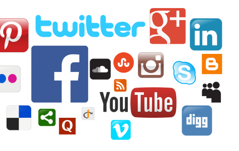 Different Social Media platforms that can be used to promote businesses. Photo courtesy of Creative Commons.