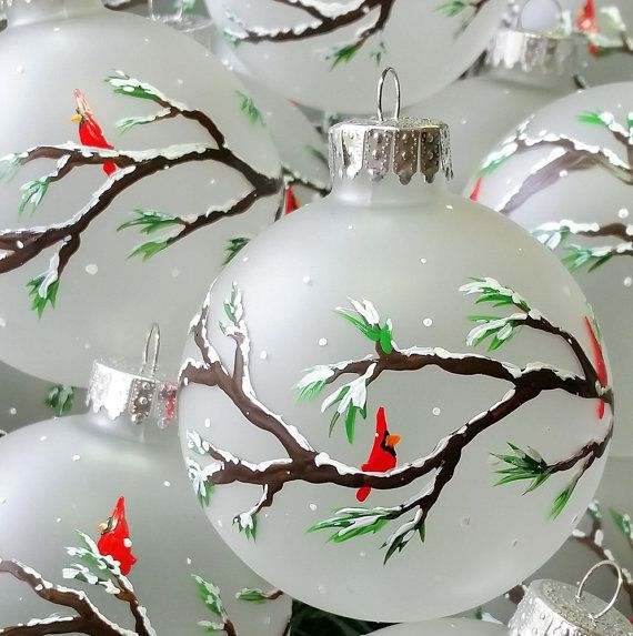 The Painting With a Purpose event will allow those who attend to make ornaments for a senior citizen center and to enjoy at home. Photo courtesy of Creative Commons.