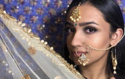 Anu Sandhu is exploring her love for makeup through Instagram. Photo courtesy of Anu Sandhu.