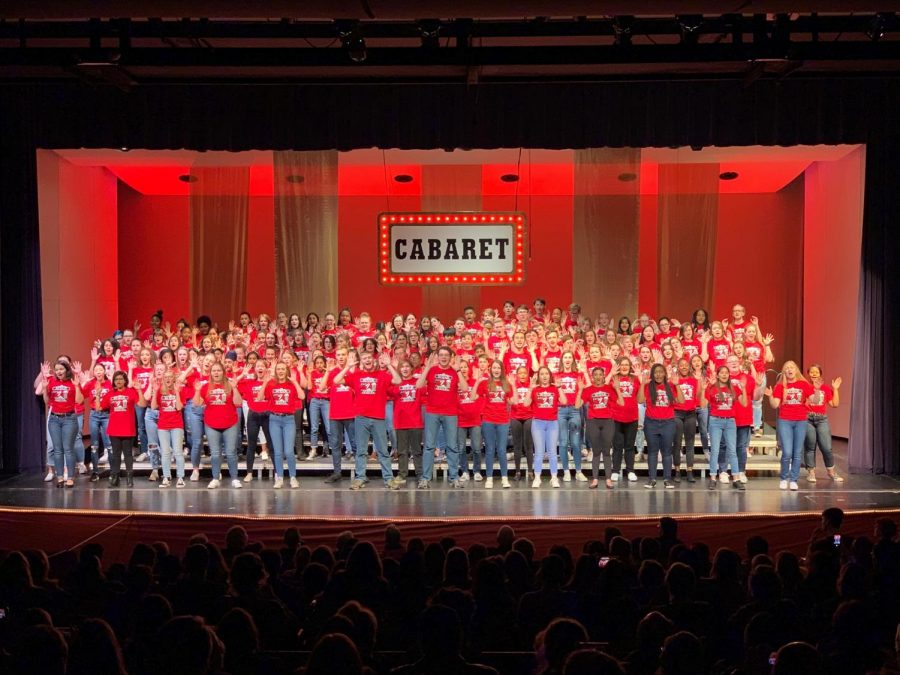 "BRIEF: RHS choirs present ""Let's Go to the Movies"" – The Talon"