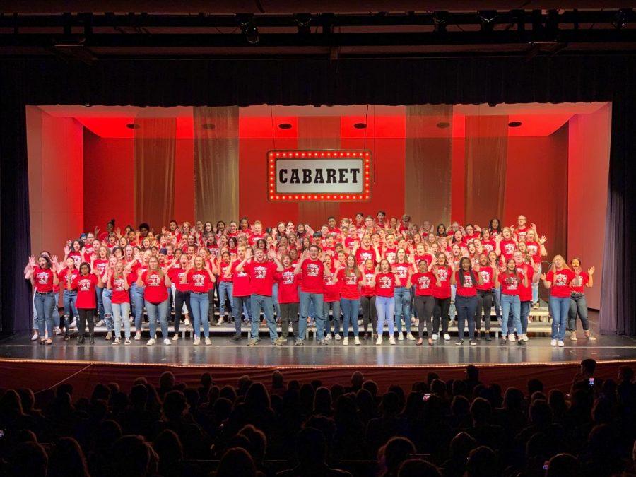 BRIEF: RHS choirs present