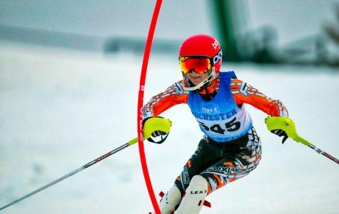 Ski Team Takes to the Slopes