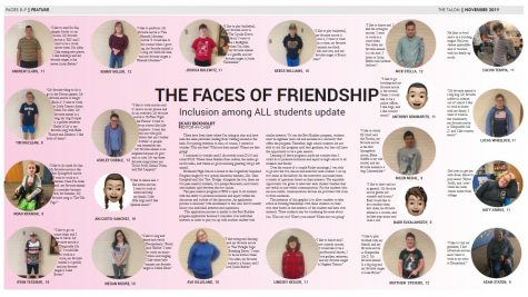 The Faces of Friendship: Inclusion among ALL students update