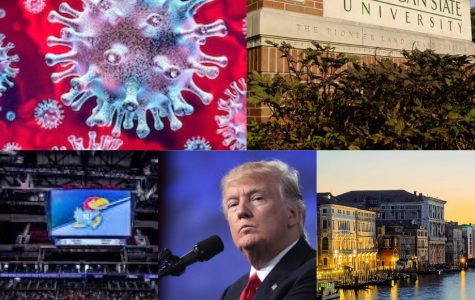 How COVID-19 is affecting the state of Michigan, international flights, large nationwide events, and President Trump's address on the issue.