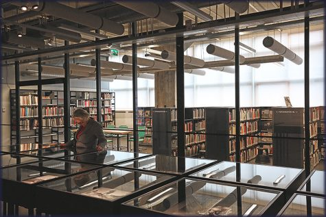 Are libraries relevant in today