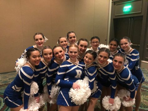 Rochester Dance Team takes home 5th, 7th place at Nationals