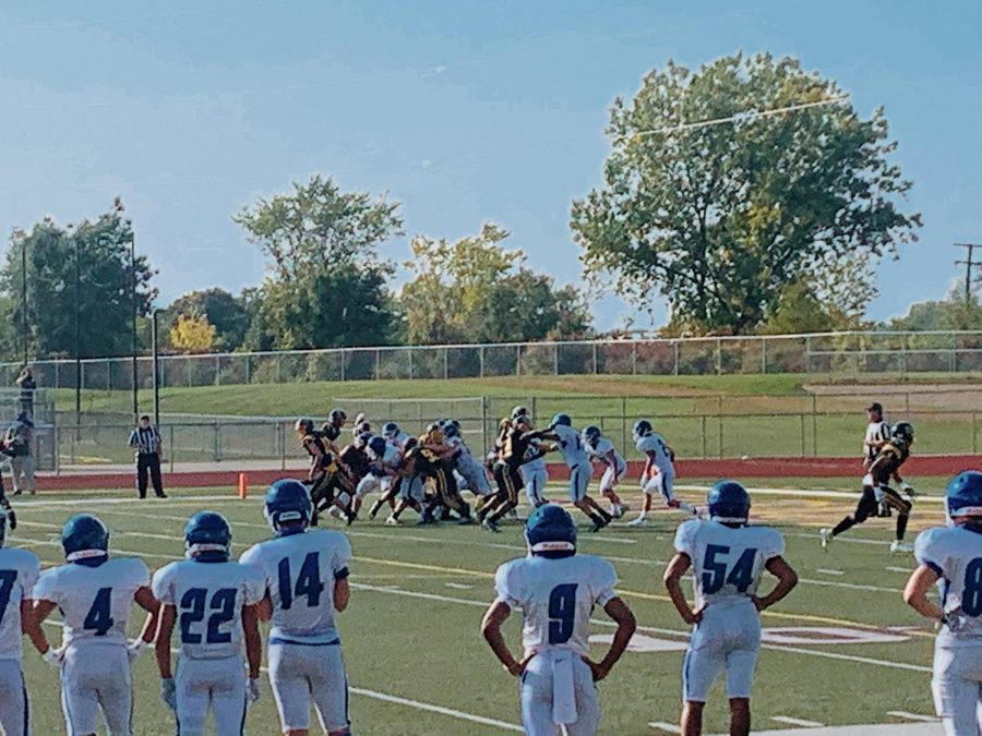 Falcons remain undefeated after 41-16 win against Avondale