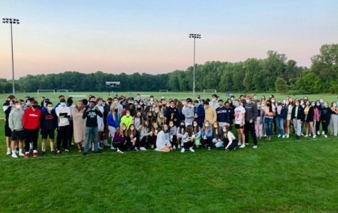 Senior Sunrise tradition continues for the class of 2021