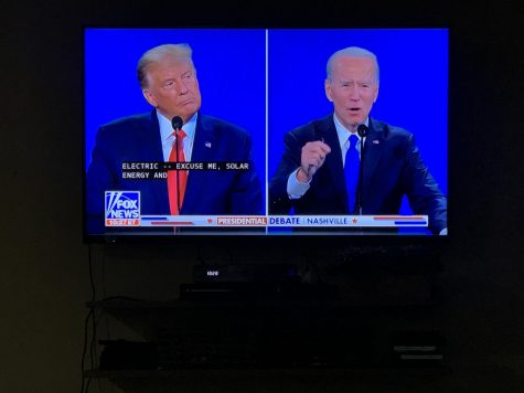 Trump and Biden face off in a final presidential debate