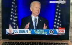Media projects former Vice President Joe Biden as 46th U.S. president
