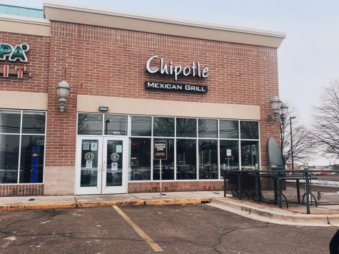 NEHS holds successful Chipotle fundraiser for Teacher Wishlist Drive