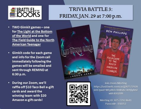 Battle of the Books returns for the final battle night